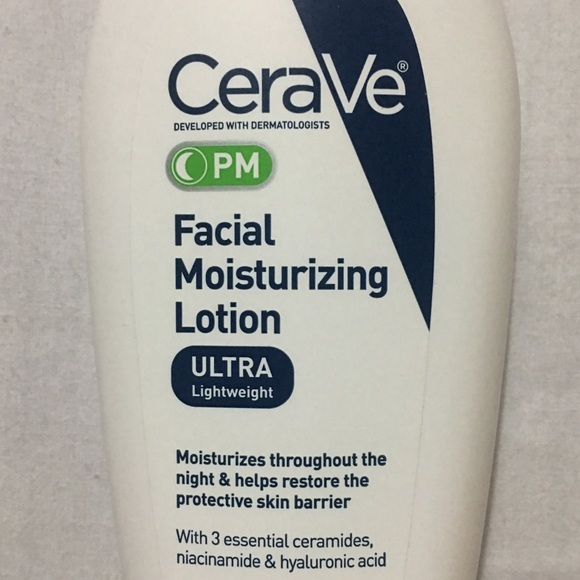 Other - CeraVe Facial Moisturizer (PM)
